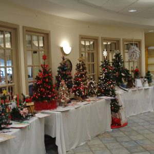 wayne county nursing home festival of trees